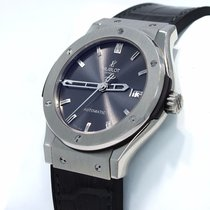 Hublot Classic Fusion Racing Grey Zirconium Watch Box/paper...
