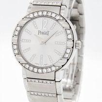 "Piaget ""Polo"" Watch - 18k White Gold & Diamonds..."