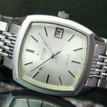 Omega Deville Automatic Quick Set Date Steel Mens Watch &...