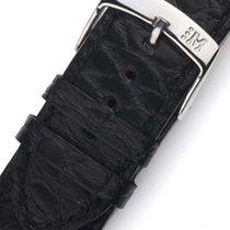 Morellato A01U3932A68019CR22 schwarzes Alligator Uhrenarmband...