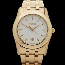 Gucci Classic 18k Yellow Gold Ladies 735L - COM349