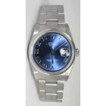Rolex Datejust 16200 Men's Stainless Steel Oyster Band...