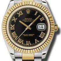 ロレックス (Rolex) 116333 bkro Datejust II 41mm - Steel and Gold...