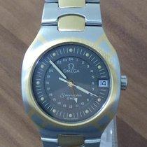 Omega Seamaster  Polaris GMT Stahl / 18k Gold revisioniert