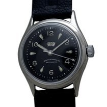 EAST END WATCH CO POWER RESERVE VINTAGE AUTOMATIC WRISTWATCH