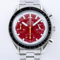 Omega Speedmaster Automatic Schumacher Chronograph Jahr 1996
