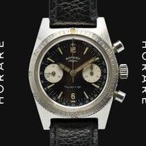 Rotary Aquaplunge Skin Diver Chronograph Landeron 51 -  1960s