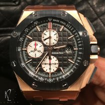오드마피게 (Audemars Piguet) Royal Oak Offshore rose gold Chronogra...