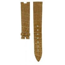 Breguet Beige Crocodile Leather Strap 16mm/14mm