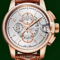 Hamilton Railroad 46mm Automatic Chrono Rose Gold Plated