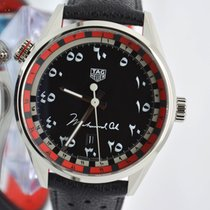 TAG Heuer RINGMASTER LIMITED MUHAMMAD ALI Arabic Dial Middle...