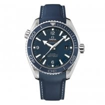 Omega Seamaster Planet Ocean  Titanium Mens watch 232.92.46.21...