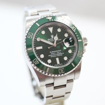 Rolex Submariner Date Green Hulk 116610LV