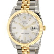 Rolex Datejust II 126333 In Gold And Steel, 41mm