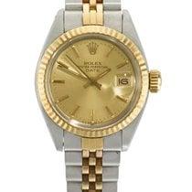 롤렉스 (Rolex) | A Lady's Stainless Steel And Yellow Gold...