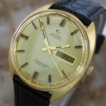 Omega Seamaster Gold Capped Rare Swiss Automatic Vintage Mens...