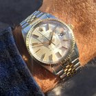 Rolex Oyster perpetual Datejust Or/acier Ref 16013