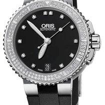 Oris Aquis Date Diamonds 36mm 01 733 7652 4994-07 4 18 34