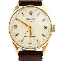Rolex Vintage Precision 9K