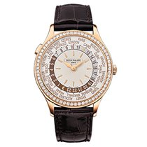 Patek Philippe Rose Gold Ladies Complications 36mm