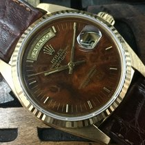 Rolex Day Date Wood Dial