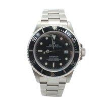 ロレックス (Rolex) Stainless Steel Rolex Sea Dweller Watch Bezel 16600