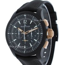 Jaeger-LeCoultre Master Compressor Chronograph Black Dial...