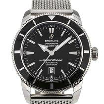 Breitling Superocean Heritage 46 Steel Chronometer