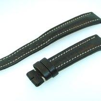 Breitling Band 16mm  Black Negra Calf Strap 16-26