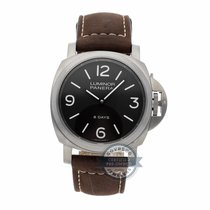 Panerai Luminor Base 8 Days Acciaio Titanio PAM 562