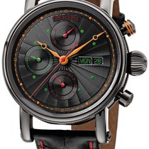 Chronoswiss Sirius Automatic Chrono Mens Watch German DOW...