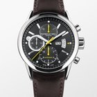 Raymond Weil Freelancer Automatic Chronograph Steel on Leather...