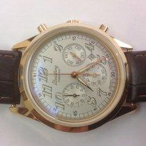 Breitling Navitimer Premier pink gold chronograph ref.H 42035