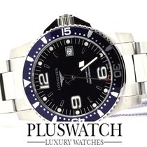 Longines HYDROCONQUEST L36424966  Automatic Blue 41mm 41 Blu...