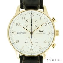 IWC Portuguese Automatic 18k Rose Gold IW371480  (USED)