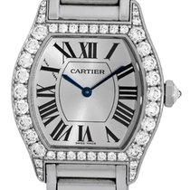 "Cartier Diamond ""Tortue""."