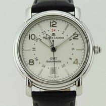 Μορίς Λακρουά (Maurice Lacroix) GMT Automatic Steel AE77153