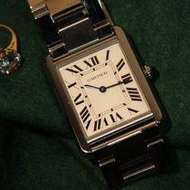 Cartier Tank Solo – 2010 – Full Set