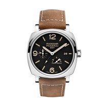 Panerai Radiomir 1940 3 Days GMT Power Reserve  Acciaio  Mens...