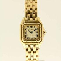 カルティエ (Cartier) Panthere special dial in gold from '88...