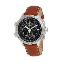 Hamilton X-Wind Chronograph Black Dial Men's Watch