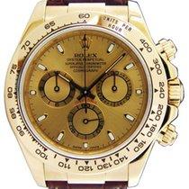 Rolex Cosmograph Daytona 116518 116518-GLDSBR Champagne Index...