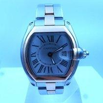 Cartier Roadster Tonneau Modern quartz ref W62026Y4 pink gold...