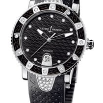 Ulysse Nardin Marine Diver Stainless Steel & Diamonds...