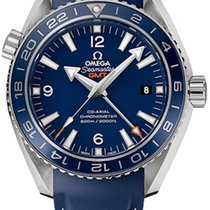 Omega Seamaster Planet Ocean 600 M Co-Axial GMT 43,5 mm