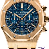 Audemars Piguet Royal Oak Chronograph Yellow Gold -  26320BA.O...
