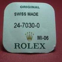 Rolex Tube 24-7030-0 in Stahl mit drei Dichtungen