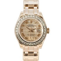 Rolex Oyster Perpetual Pearlmaster 18ct Rose Gold80285