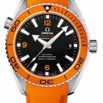 Ωμέγα (Omega) [NEW] Seamaster Planet Ocean 600M 42mm Orange...