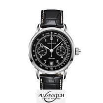 Longines Heritage Chronograph Black Dial 41mm R